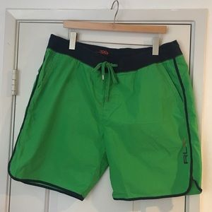 Ralph Lauren swim trunk
